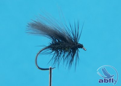 Sucha mucha  CDC Black Sedge