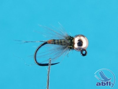 Mucha Jig Copper Olive Quill