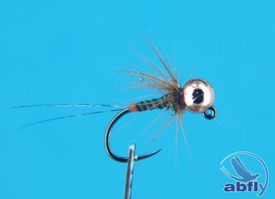Mucha Jig Gold Natural Quill 2