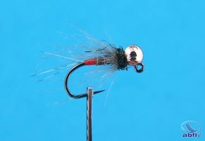 Mucha Red arssed P.T. jig
