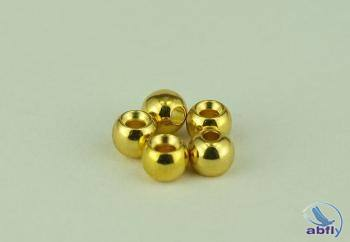 Brass Beads Gold (20)